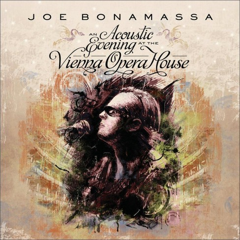 Joe bonamassa - Acoustic evening at the vienna opera (CD) - image 1 of 1