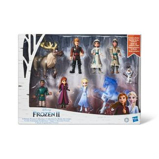 Disney Frozen 2 Ultimate Small Doll Collection