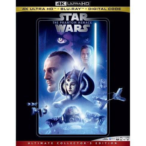 Star Wars: The Phantom Menace (4K/UHD) - image 1 of 2
