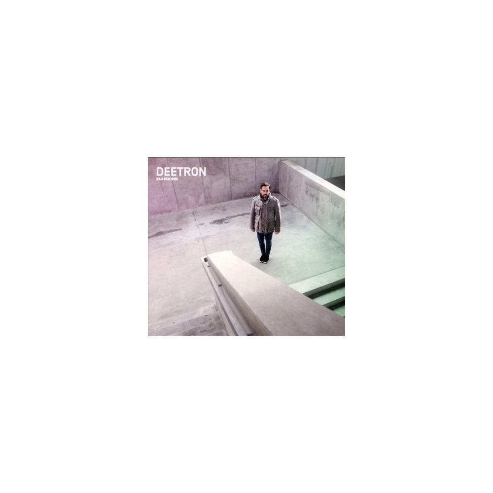 Deetron - Deetron Dj Kicks (CD)