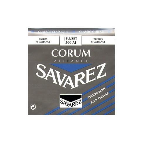 Savarez Corum Alliance 500AJ High Tension Classical Guitar Strings - image 1 of 1