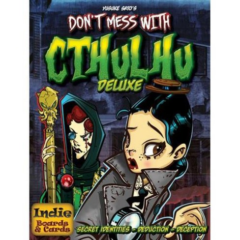 Don't Mess with Cthulhu Deluxe Board Game - image 1 of 1