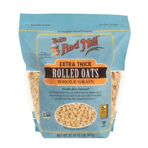 Bob's Red Mill Extra Thick Cut Oats - 32oz - image 1 of 2