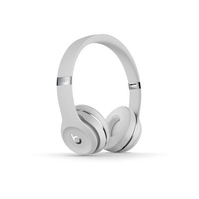 Beats Solo3 Wireless On-Ear Headphones - Light Silver