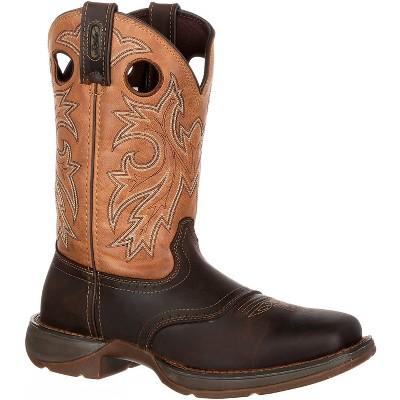 Men's Rebel by Durango Steel Toe Waterproof Western Boot
