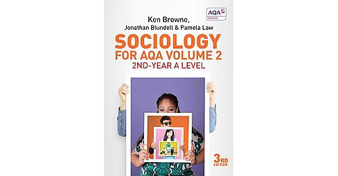 Sociology for Aqa, 2nd-year A Level (Paperback) (Ken Browne) - image 1 of 1