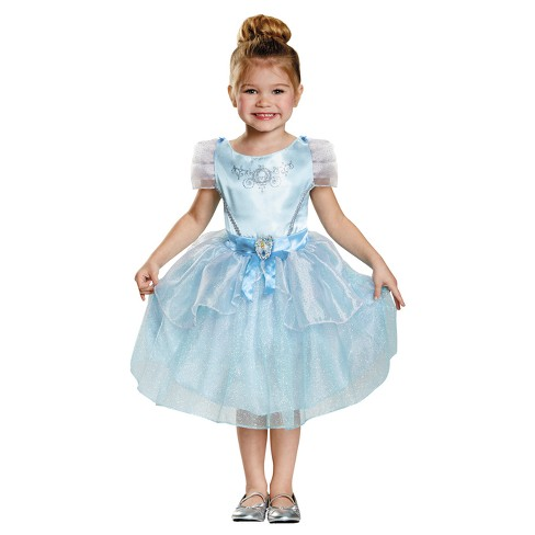 Kids' Cinderella Toddler Costume - image 1 of 1