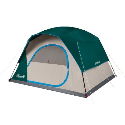 Coleman Skydome 6 Person Evergreen Tent