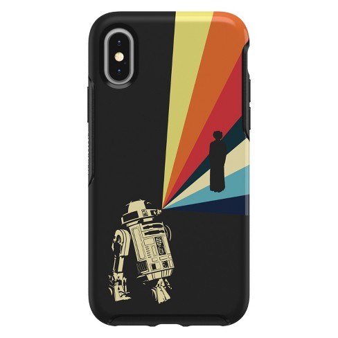 OtterBox Apple iPhone X/XS Star Wars Symmetry Case - image 1 of 5