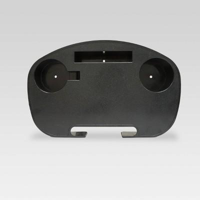 Outdoor Patio Zero Gravity Side Table Accessory Black - Caravan