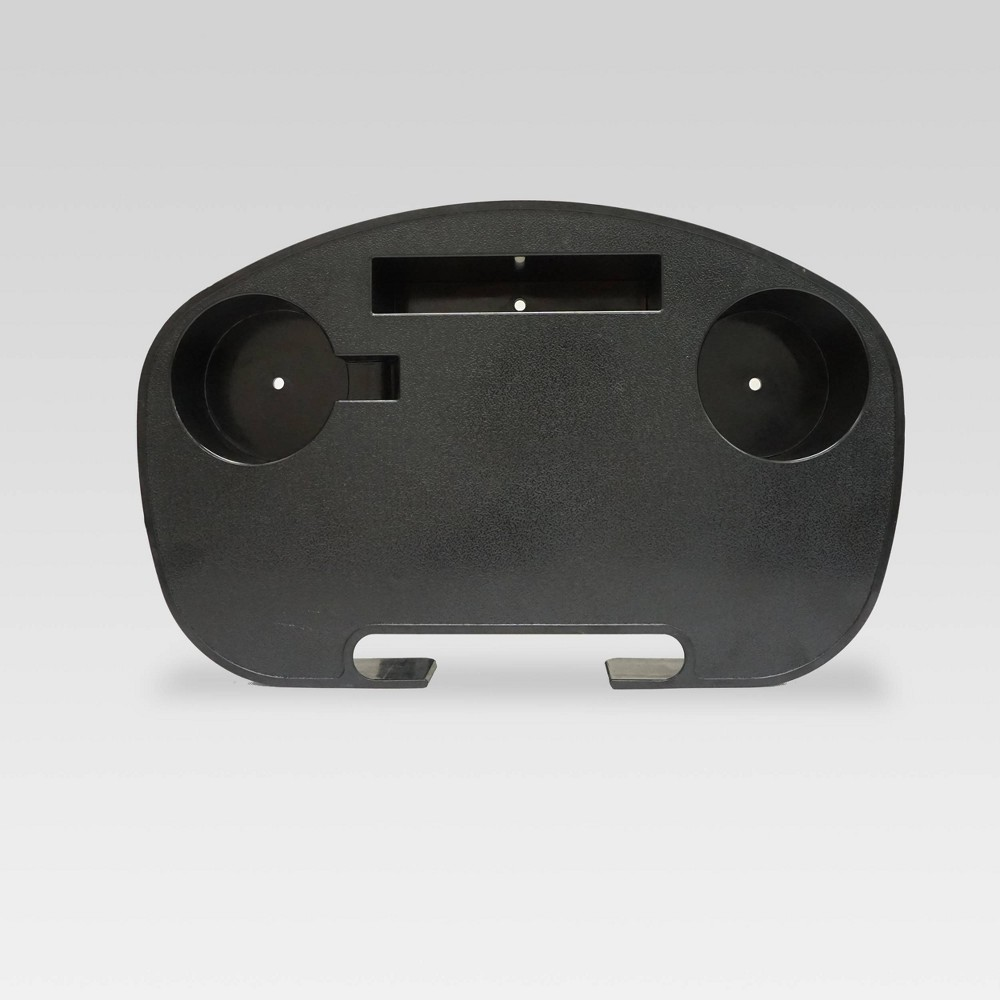 Image of Outdoor Patio Zero Gravity Side Table Accessory Black - Caravan