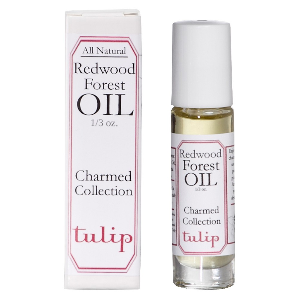 Image of Women's Charmed Redwood Forest by Tulip Perfume Oil - 0.33 oz