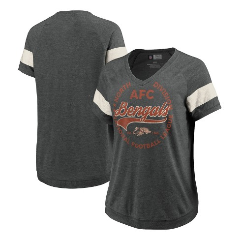 ad32f495 NFL Cincinnati Bengals Women's Vintage Legend T-Shirt