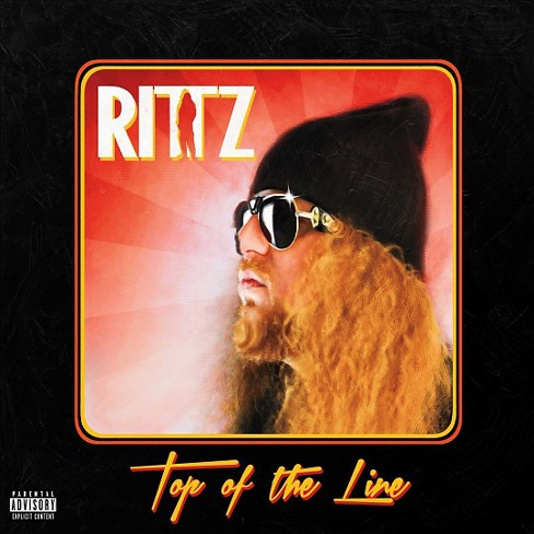 Rittz - Top of the line [Explicit Lyrics] (CD) - image 1 of 1