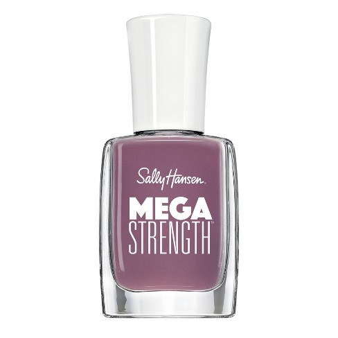 Sally Hansen Mega Strength Nail Color - .4 fl oz - image 1 of 4