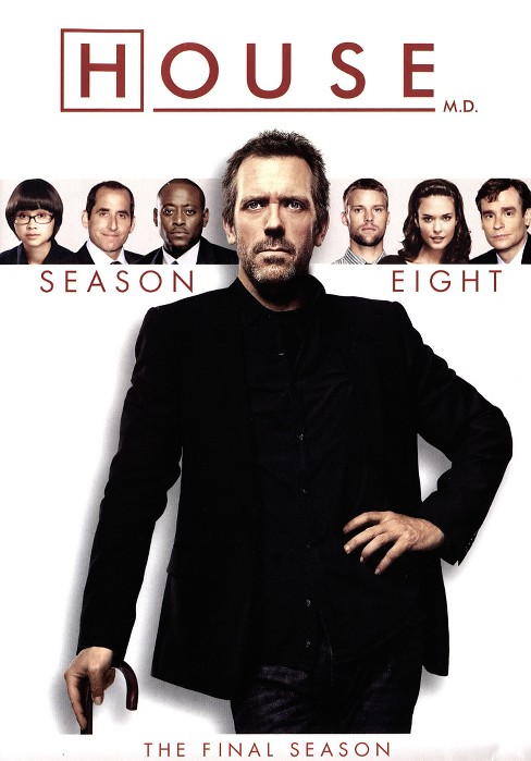 House:Season eight (DVD) - image 1 of 1