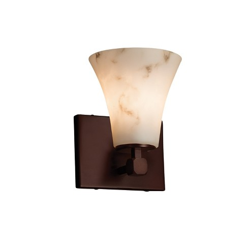 "Justice Design Group FAL-8431-20 LumenAria 5.75"" Regency 1 Light Wall Sconce - image 1 of 1"