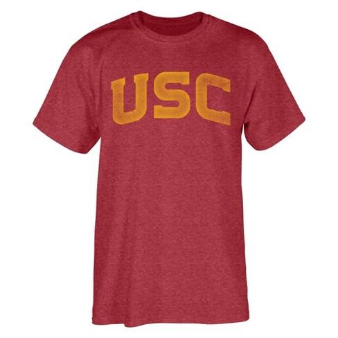 NCAA USC Trojans Men's Long Sleeve Crew Neck T-Shirt - image 1 of 1