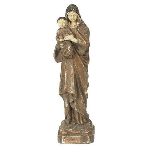 Vintage Mary & Child Statue - 3R Studios - image 1 of 1