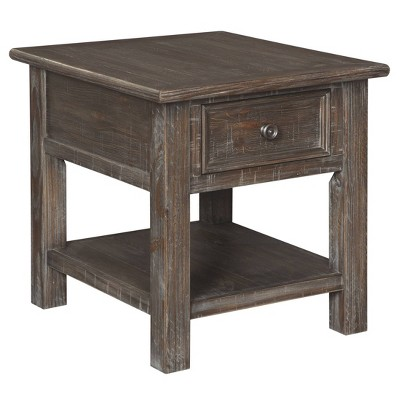 Wyndahl End Table Rustic Brown - Signature Design by Ashley