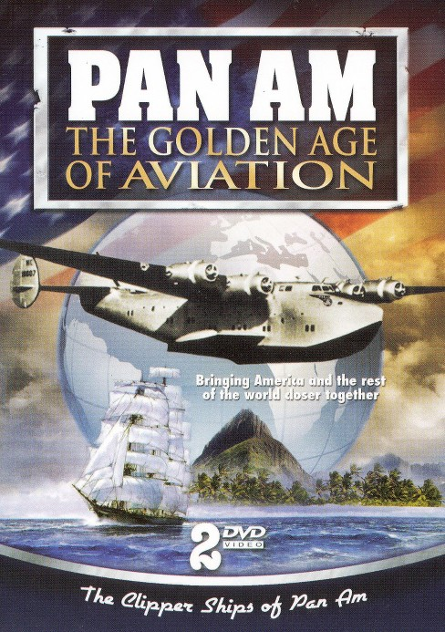 Pan am:Golden age of aviation (DVD) - image 1 of 1