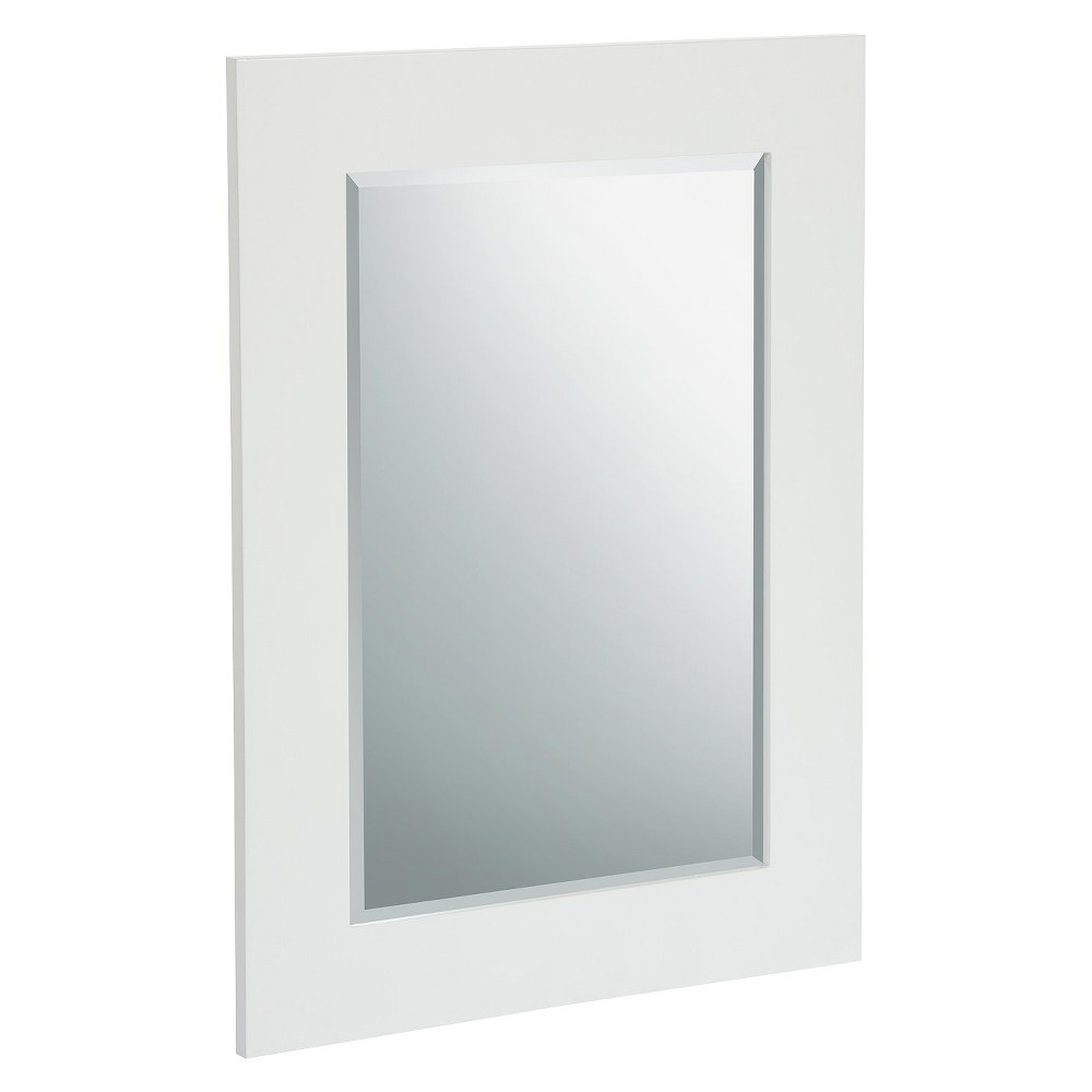 Image of Chatham Wall Mirror White
