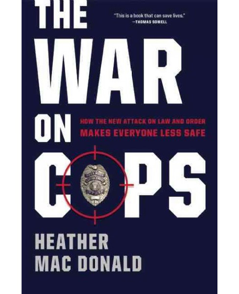 The War on Cops (Hardcover) - image 1 of 1