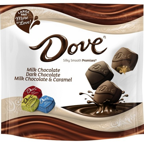 Dove Promises Variety Pack Chocolate Candies - 15.8oz - image 1 of 4