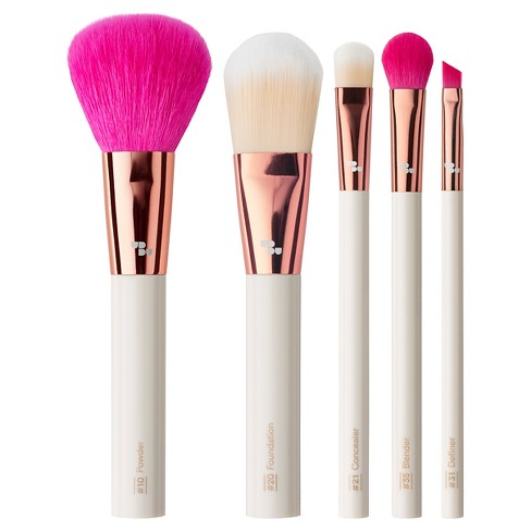 Urban Beauty United 5Piece Brush Kit - Famous Five - image 1 of 1