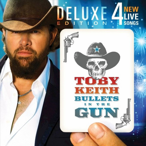 Toby Keith - Bullets in the Gun (Deluxe Edition) (CD) - image 1 of 1