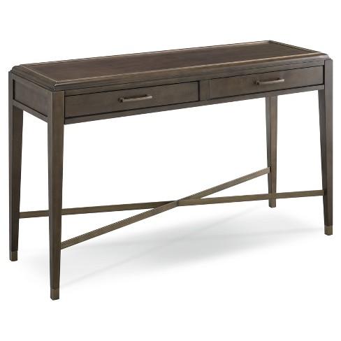Sofa Table Driftwood Leick Home