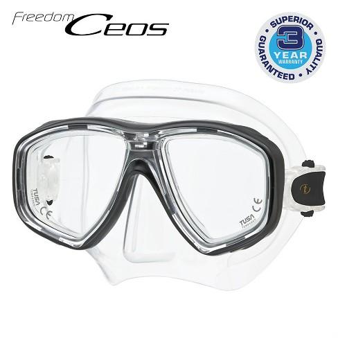 Tusa Freedom Ceos Scuba Diving Mask - image 1 of 1