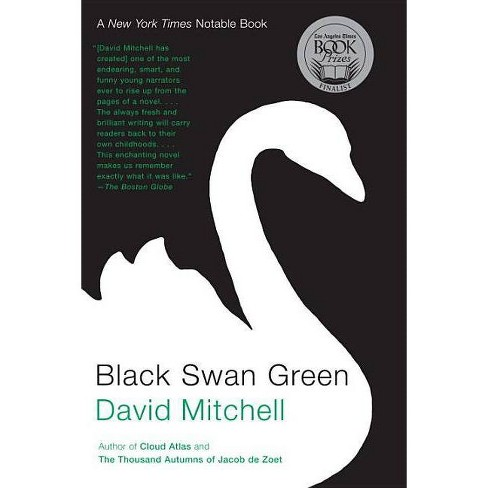 Black Swan Green - by  David Mitchell (Paperback) - image 1 of 1