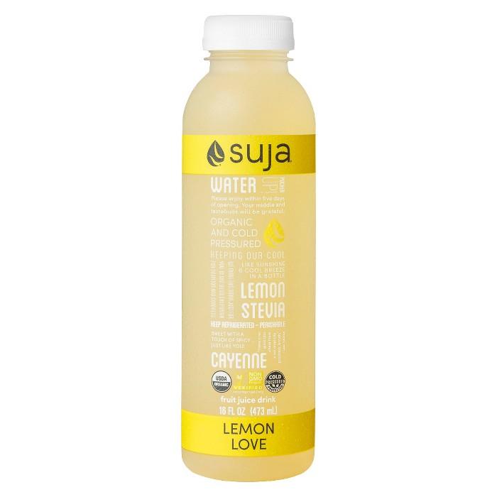 Suja Lemon Love Organic Vegan Juice - 16oz - image 1 of 1
