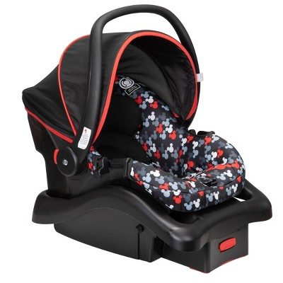 Disney Mickey Mouse Light 'N Comfy Luxe Infant Car Seat - Mickey Crush