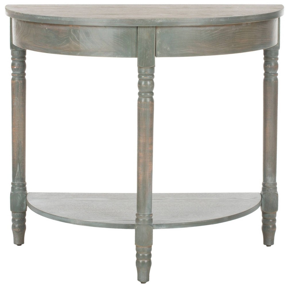 Console Table Gray - Safavieh