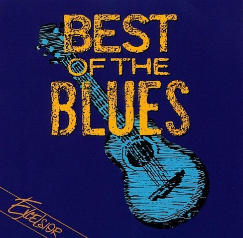 Various - Best of blues no.1 (CD) - image 1 of 3