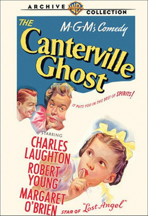 Canterville ghost (DVD) - image 1 of 1