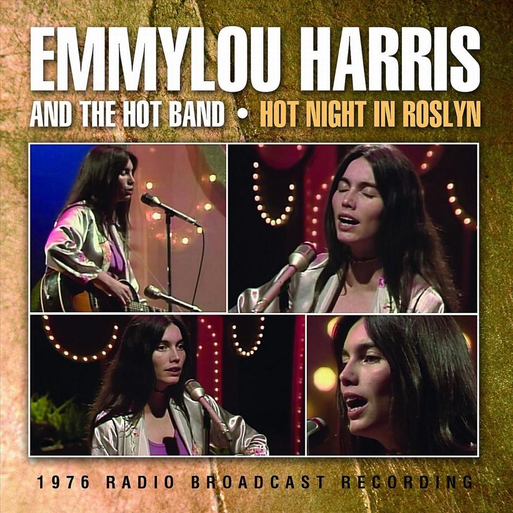 Emmylou Harris - Hot Night In Roslyn (CD)