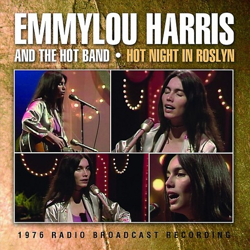 Emmylou harris - Hot night in roslyn (CD) - image 1 of 1