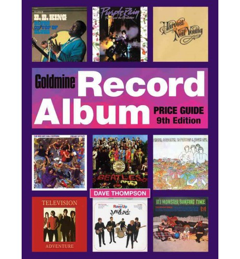 Goldmine Record Album Price Guide (Paperback) (Dave Thompson) - image 1 of 1