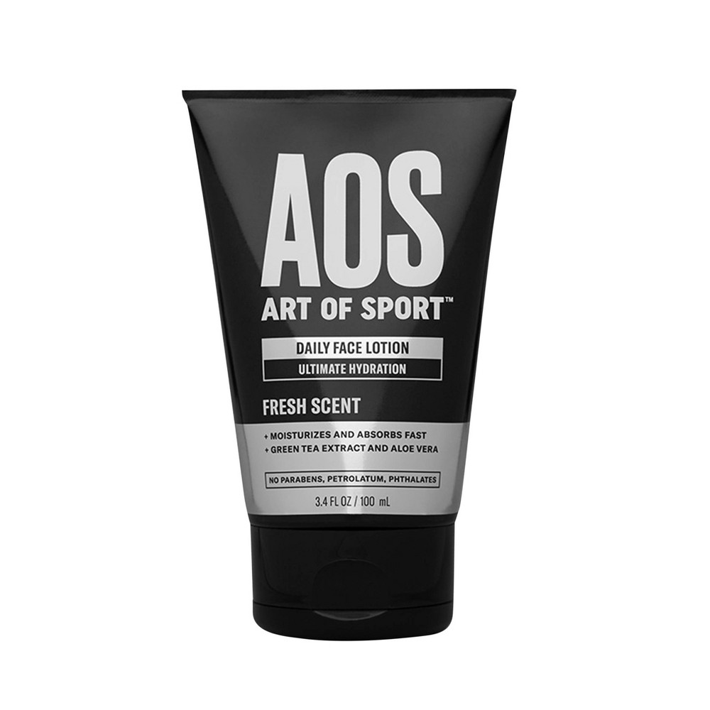 Image of Art of Sport Face Lotion - 3.4 fl oz