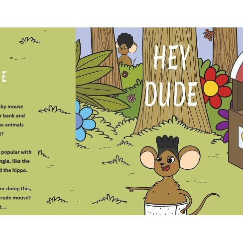 Hey Dude - by  Michael Reed (Paperback) - image 1 of 1