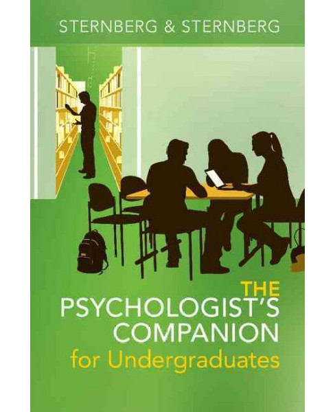 Psychologist's Companion for Undergraduates : A Guide to Success for College Students (Paperback) - image 1 of 1