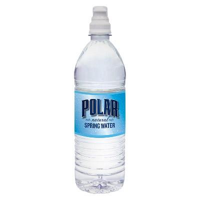 Polar Spring Water - 24 fl oz Bottle