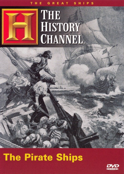 Pirate ships (DVD) - image 1 of 1