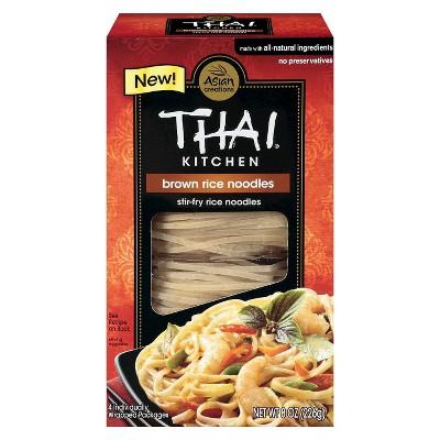 thai kitchen brown rice noodles 8 oz target rh target com thai kitchen rice noodles nutrition thai kitchen rice noodles ingredients