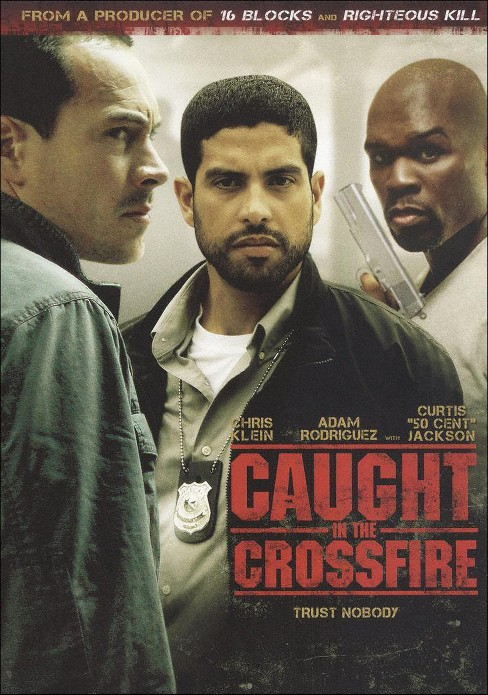 Caught in the crossfire (DVD) - image 1 of 1