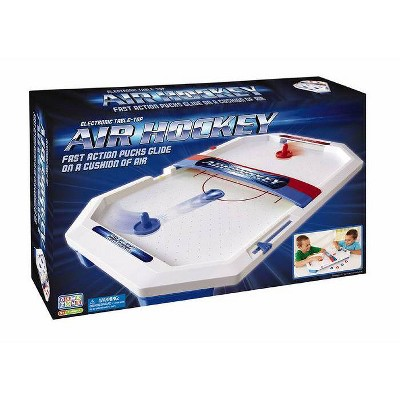 Game Zone Electronic Tabletop Air Hockey Game