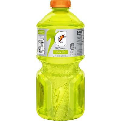 Gatorade Lemon-Lime Sports Drink - 64 fl oz Bottle